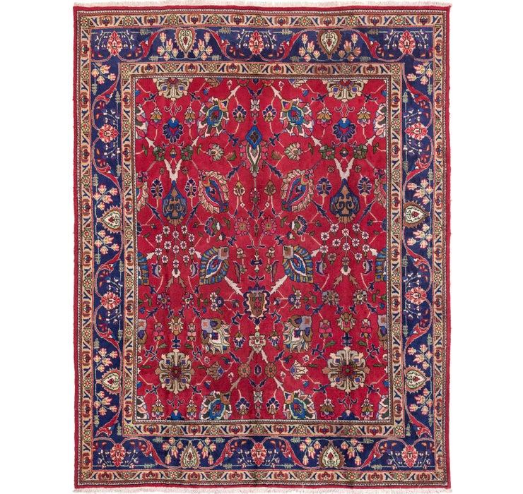 245cm x 323cm Tabriz Persian Rug
