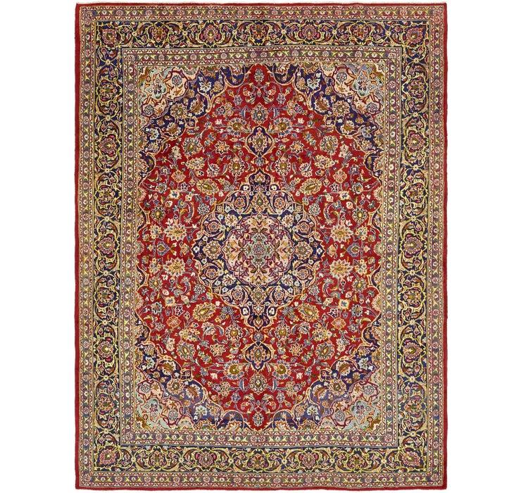 9' 5 x 12' 7 Isfahan Persian Rug
