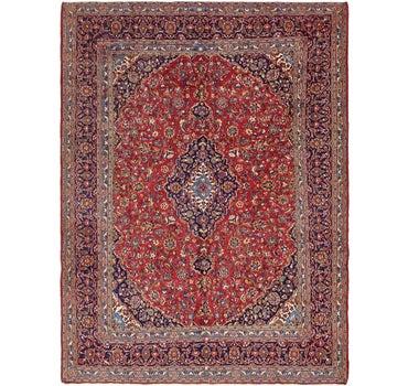 9' 7 x 12' 9 Mashad Persian Rug main image
