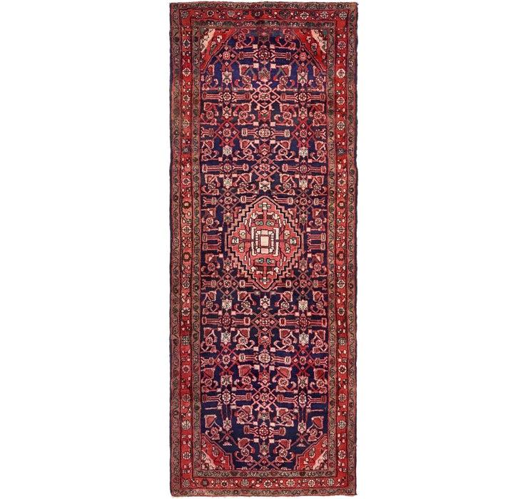 122cm x 328cm Nanaj Persian Runner Rug