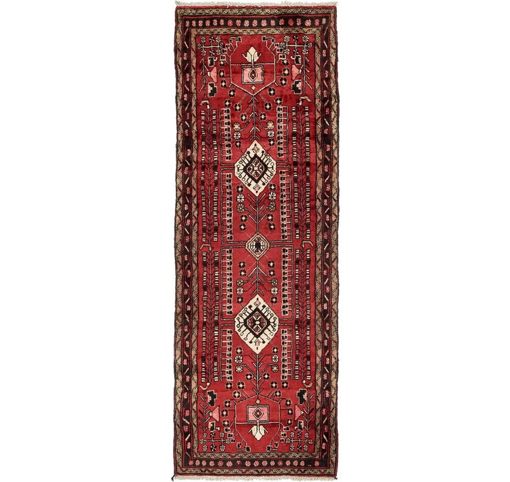 102cm x 292cm Saveh Persian Runner Rug