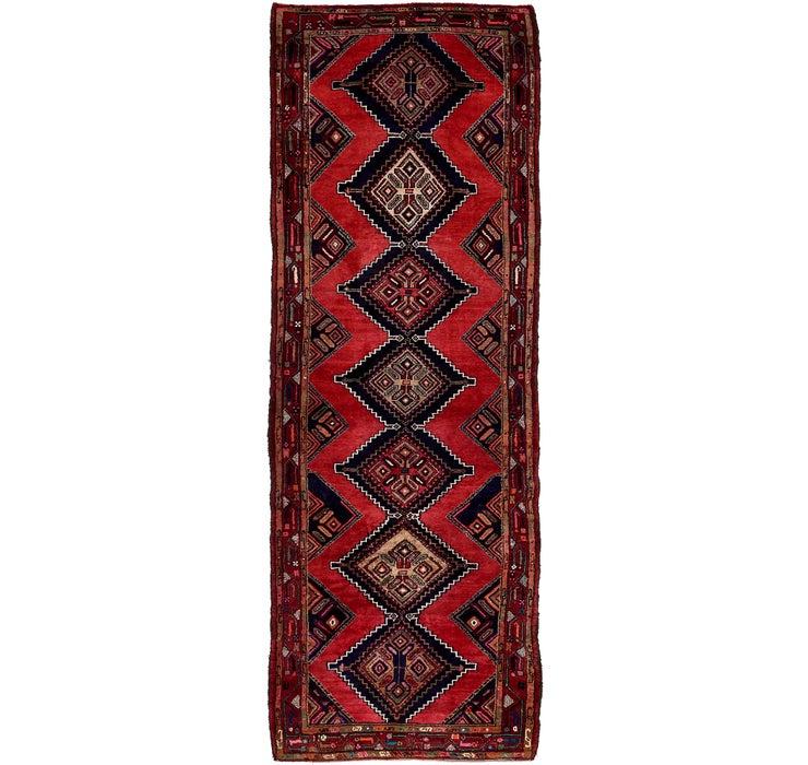 107cm x 333cm Chenar Persian Runner Rug