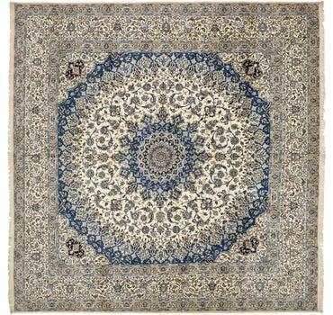 16' 1 x 16' 1 Nain Persian Square Rug main image