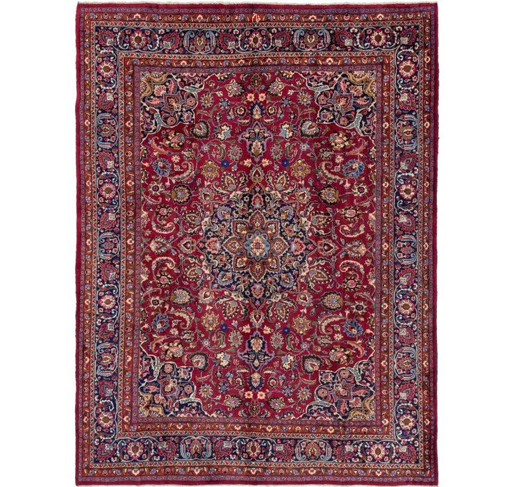 305cm x 405cm Mashad Persian Rug