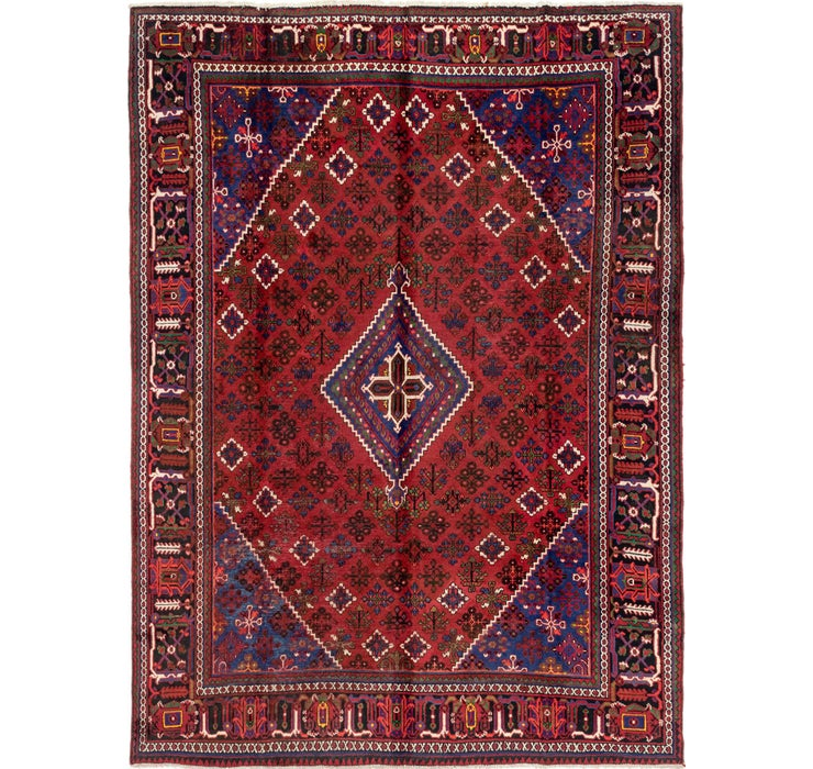 257cm x 355cm Joshaghan Persian Rug
