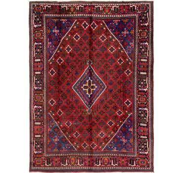 Image of 8' 5 x 11' 8 Joshaghan Persian Rug