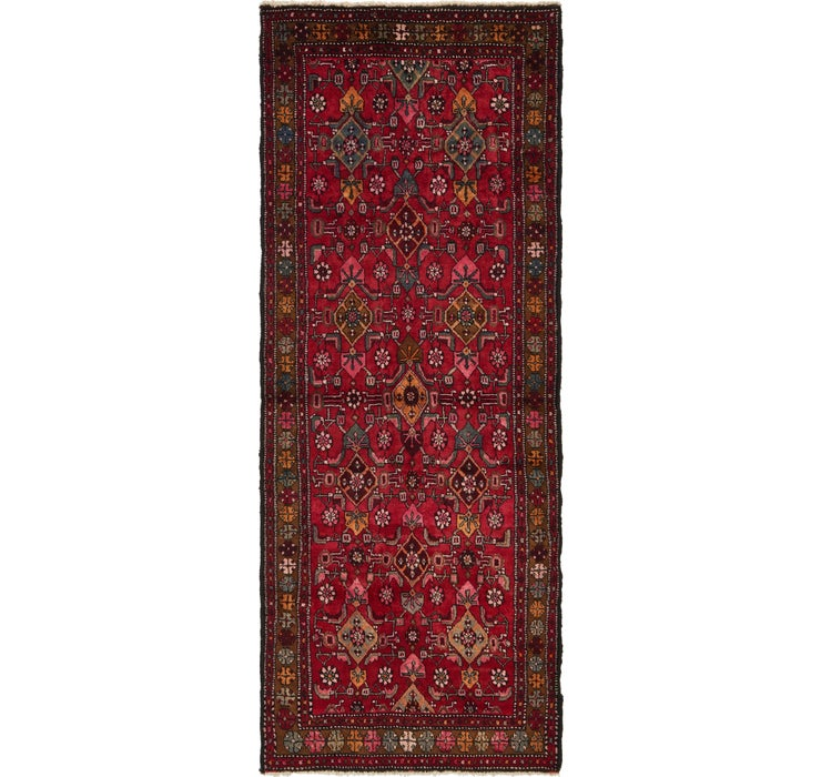 115cm x 297cm Zanjan Persian Runner Rug