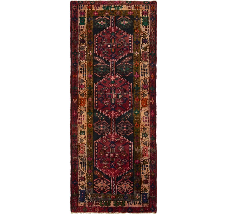 Image of 4' x 9' 10 Sarab Persian Runner Rug
