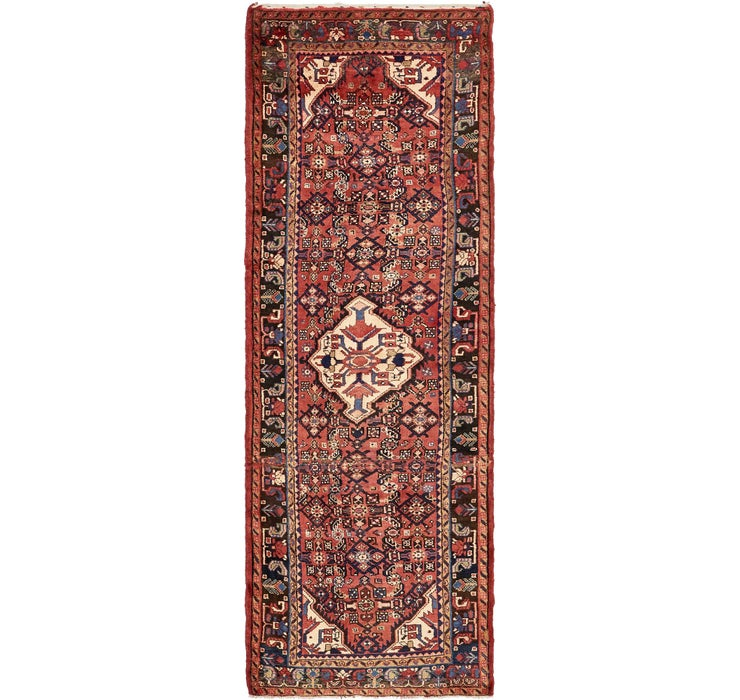 112cm x 340cm Hossainabad Persian Run...