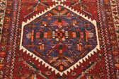 3' 11 x 8' 7 Gholtogh Persian Runner Rug thumbnail