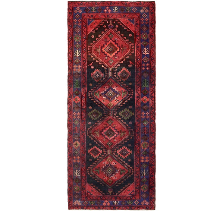Image of 4' x 9' 9 Sarab Persian Runner Rug