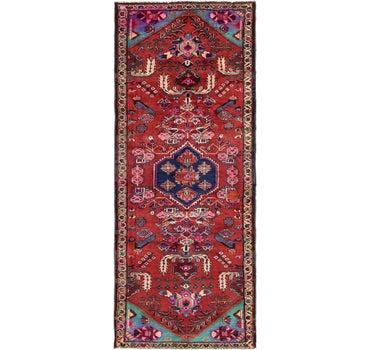 3' 9 x 9' 9 Bakhtiar Persian Runner Rug main image