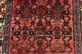 3' 2 x 9' 9 Hossainabad Persian Runner Rug thumbnail