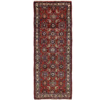 Image of 3' 10 x 9' 7 Borchelu Persian Runner...