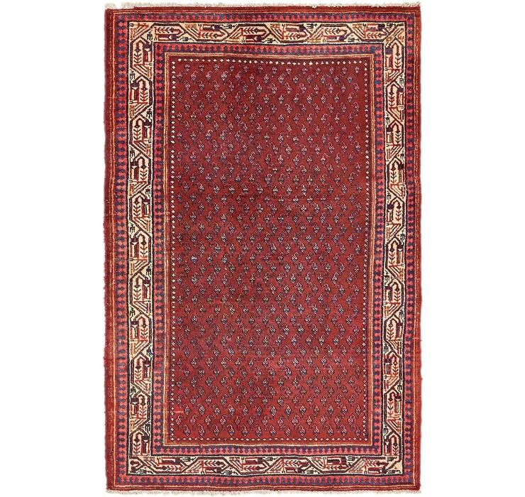 4' 3 x 6' 7 Botemir Persian Rug
