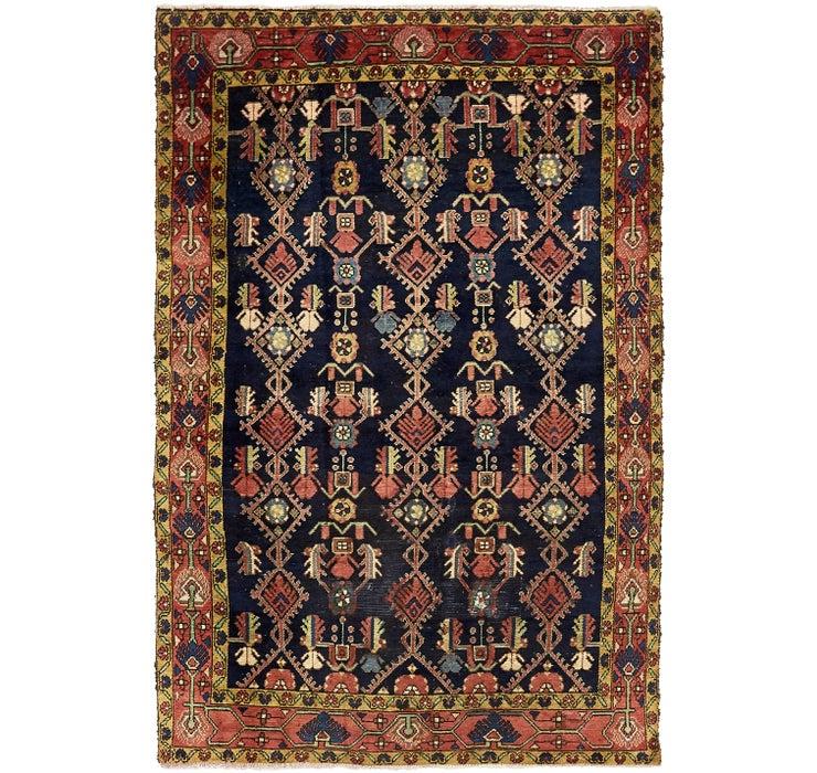 152cm x 230cm Nanaj Persian Rug