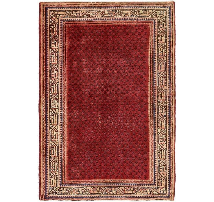 137cm x 198cm Botemir Persian Rug
