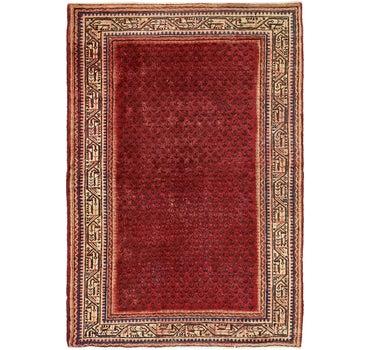 4' 6 x 6' 6 Botemir Persian Rug main image