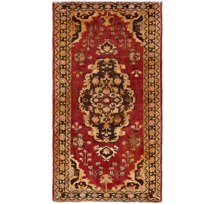 127cm x 235cm Ferdos Persian Rug