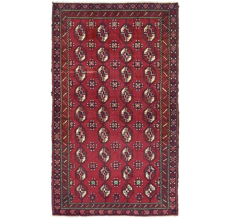 115cm x 190cm Balouch Persian Rug