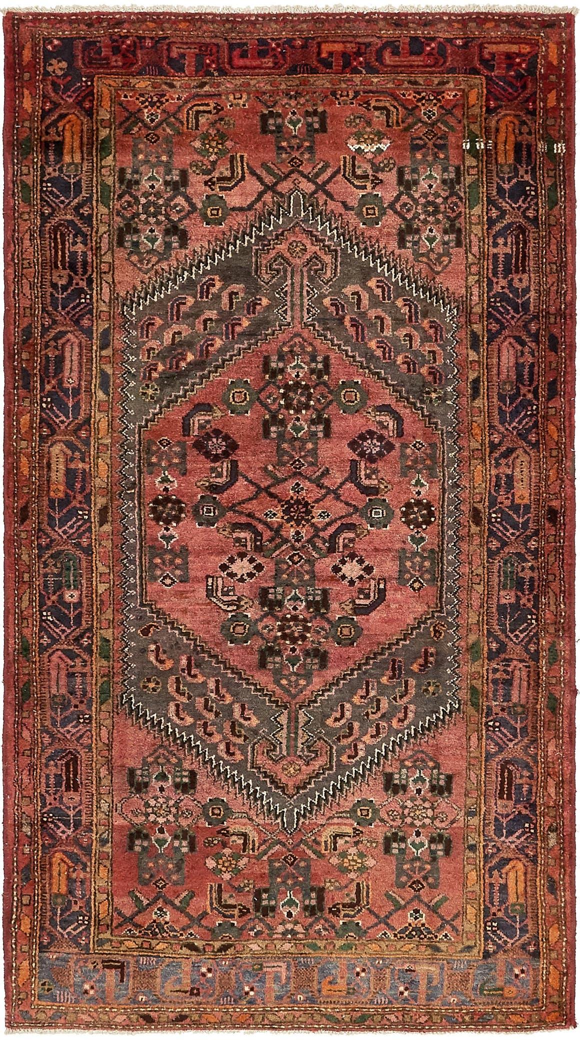 4' 3 x 7' 10 Zanjan Persian Rug main image