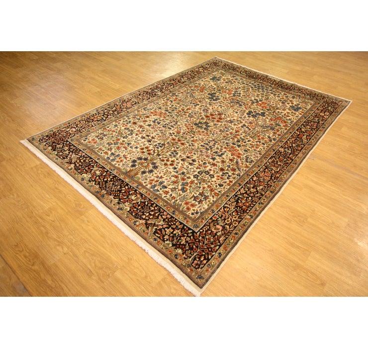 5' 10 x 8' 6 Kerman Persian Rug