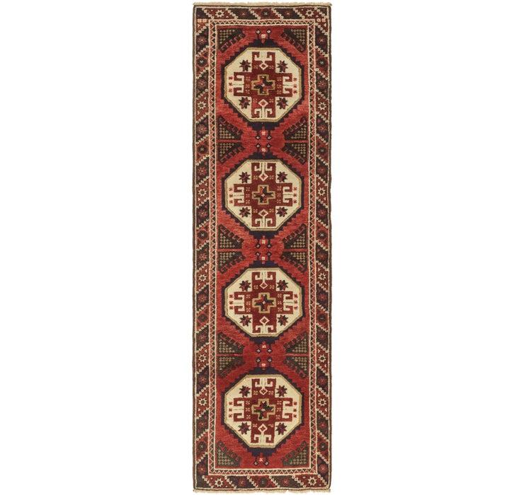 2' 5 x 8' 11 Anatolian Runner Rug