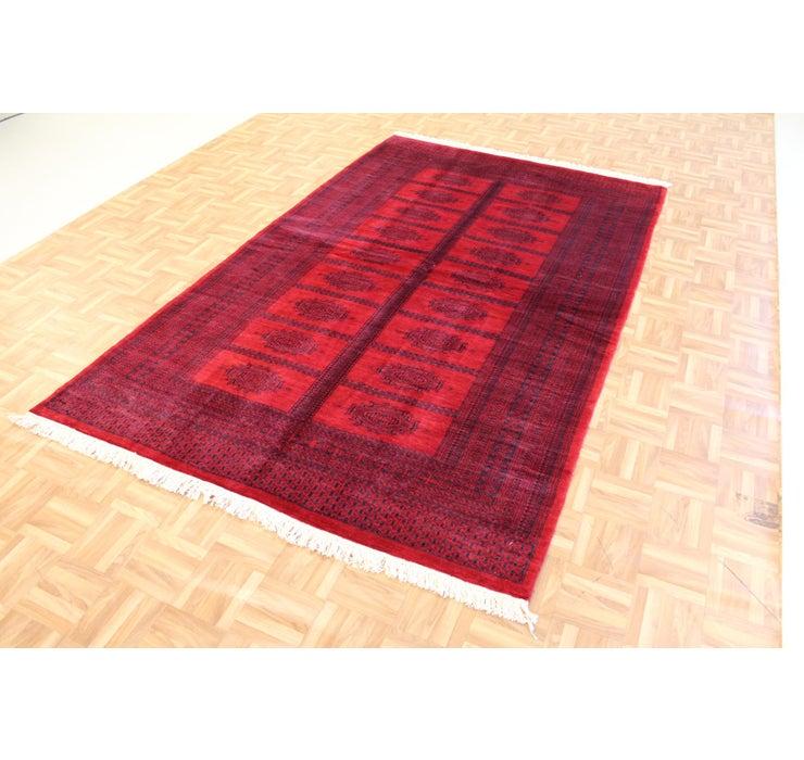 5' 2 x 8' 5 Bokhara Oriental Rug