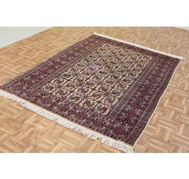 Image of 5' 1 x 7' 1 Bokhara Oriental Rug