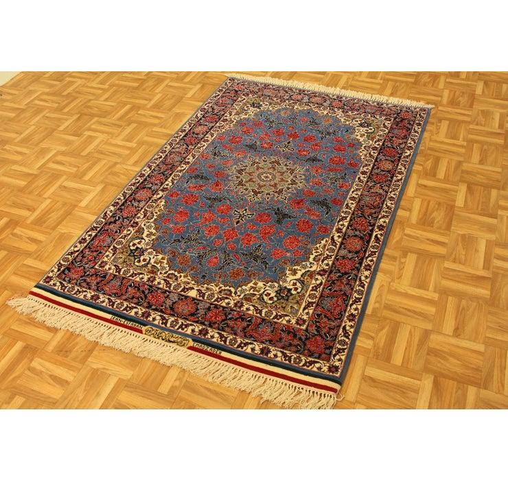 115cm x 175cm Isfahan Persian Rug
