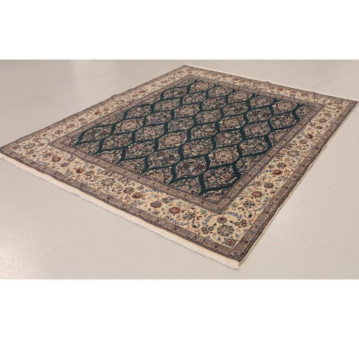 198cm x 235cm Nain Persian Rug
