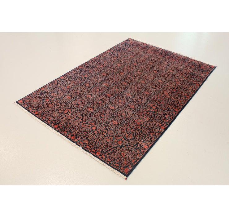 140cm x 210cm Qom Persian Rug