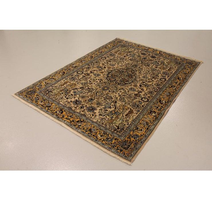 150cm x 205cm Qom Persian Rug