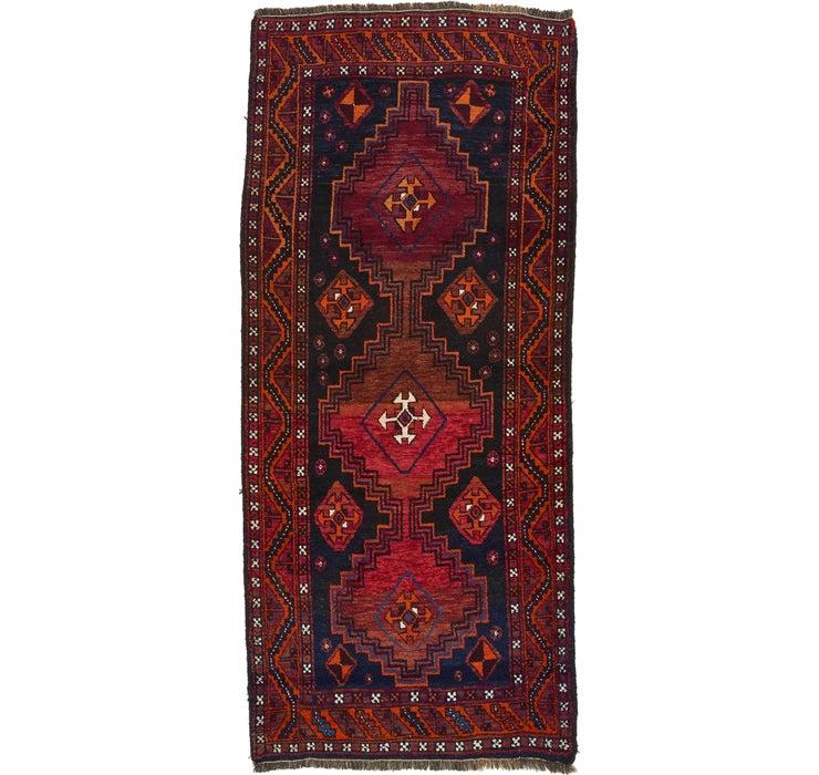 130cm x 292cm Ghashghaei Persian Runn...