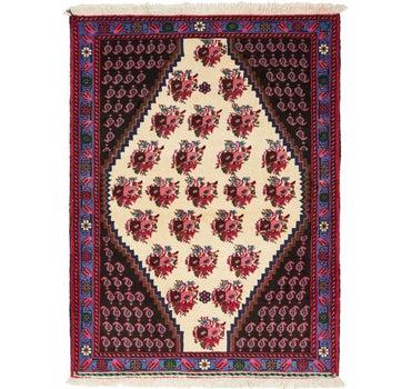 3' 8 x 4' 10 Shahrbaft Persian Rug main image