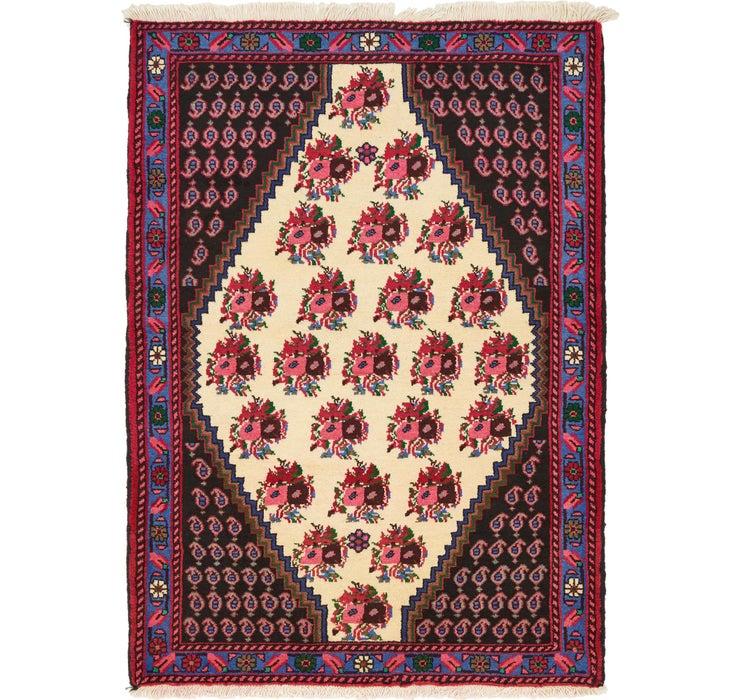 110cm x 150cm Shahrbaft Persian Rug