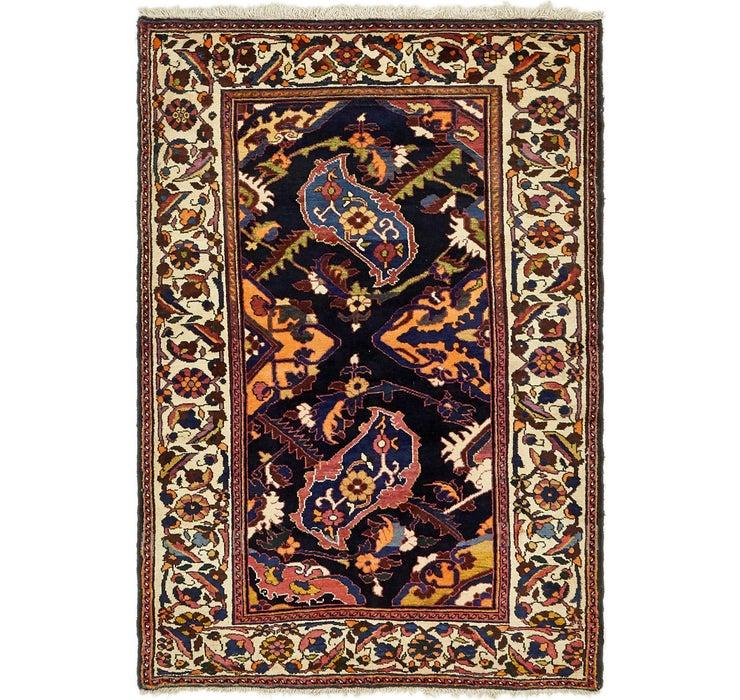 135cm x 198cm Bakhtiar Persian Rug