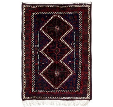 4' 6 x 6' 3 Kelardasht Persian Rug main image