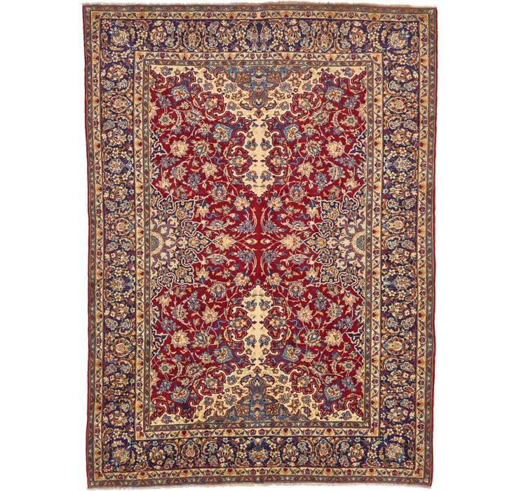 300cm x 410cm Isfahan Persian Rug