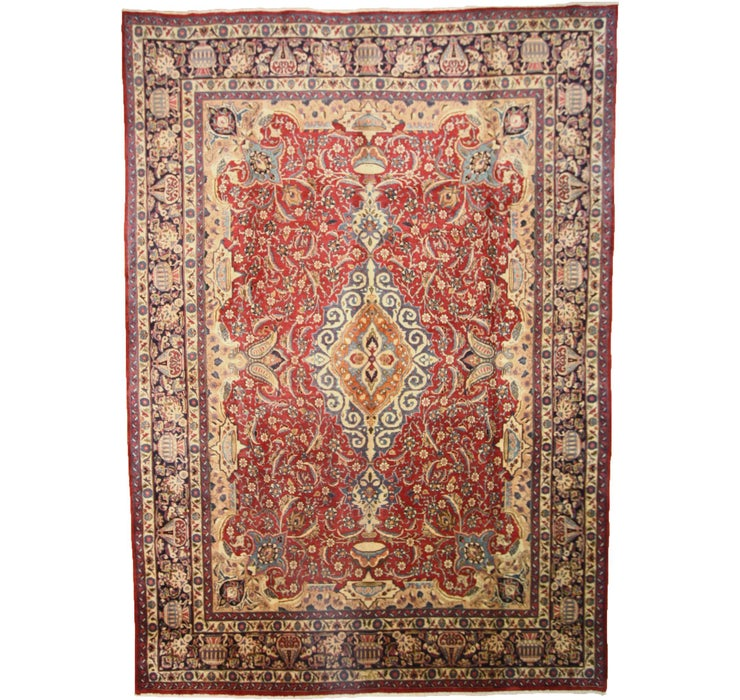287cm x 405cm Kashmar Persian Rug