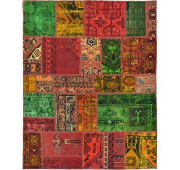 5' 5 x 6' 9 Ultra Vintage Persian Rug main image