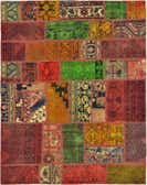 5' 4 x 6' 10 Ultra Vintage Persian Rug thumbnail