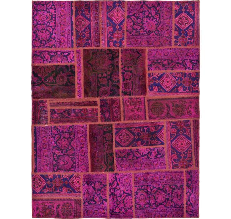 5' 4 x 7' 1 Ultra Vintage Persian Rug