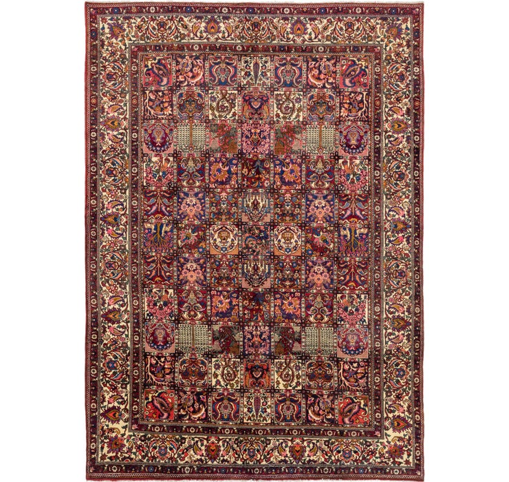 305cm x 427cm Bakhtiar Persian Rug