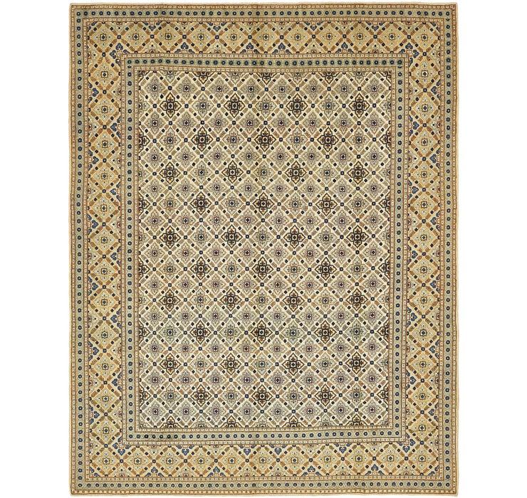 300cm x 378cm Kashan Persian Rug