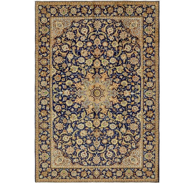 9' x 13' Isfahan Persian Rug