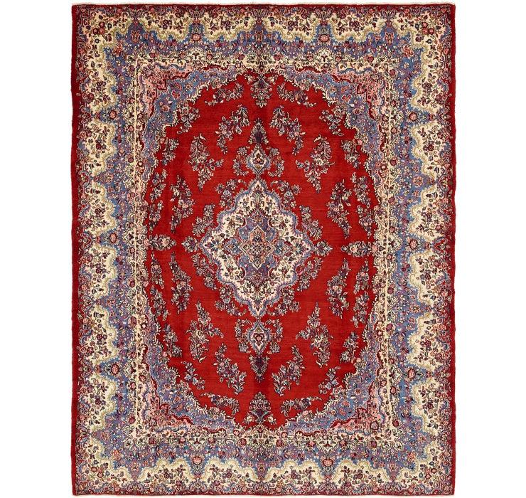 10' 6 x 13' 8 Shahrbaft Persian Rug