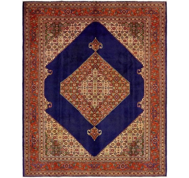 Image of 305cm x 375cm Tabriz Persian Rug