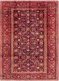 8' 9 x 12' Nanaj Persian Rug thumbnail