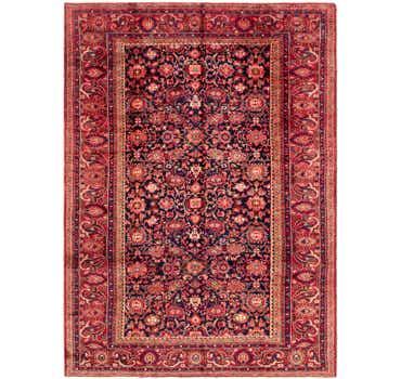 Image of 8' 9 x 12' Nanaj Persian Rug